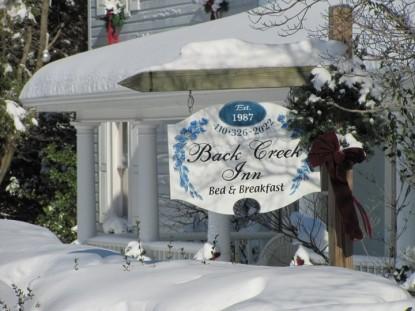 Back Creek Inn Bed & Breakfast,
