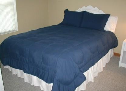 The Arcadia House Bed & Breakfast bedroom