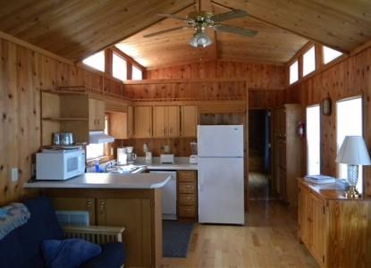 Black Walnut Point Inn kitchen