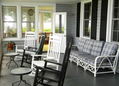 Tilghman Island patio chairs