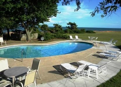 Tilghman Island pool