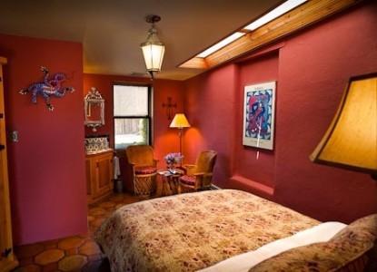 El Paradero Bed & Breakfast Inn Room One