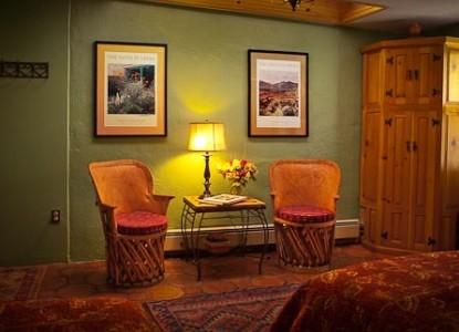 El Paradero Bed & Breakfast Inn room two
