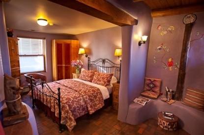 El Paradero Bed & Breakfast Inn bedroom