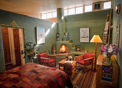 El Paradero Bed & Breakfast Inn room six