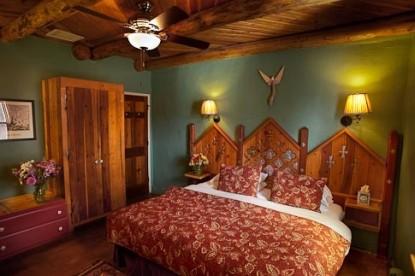 El Paradero Bed & Breakfast Inn room seven