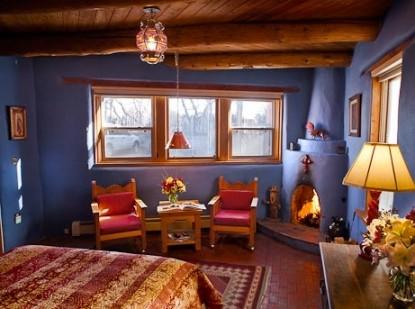 El Paradero Bed & Breakfast Inn room nine