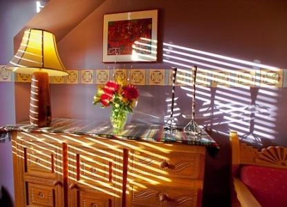 El Paradero Bed & Breakfast Inn room ten