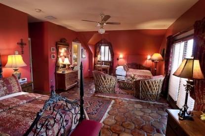 El Paradero Bed & Breakfast Inn room twelve