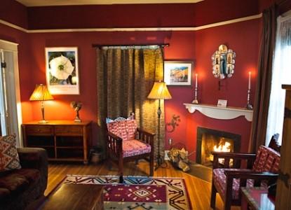 El Paradero Bed & Breakfast Inn chairs