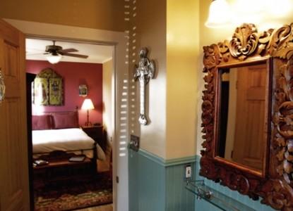 El Paradero Bed & Breakfast Inn mirror