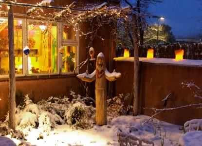 El Paradero Bed & Breakfast Inn front yard