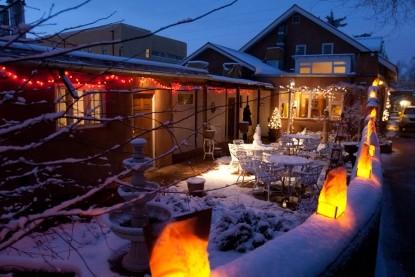 El Paradero Bed & Breakfast Inn snow