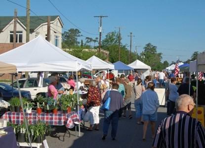 The Summerville Farmer's Market