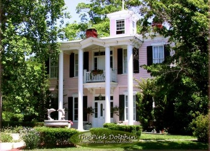 The Pink Dolphin Bed and Breakfast in South Carolina
