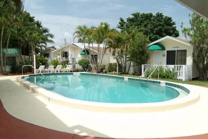 Silver Sands Villas and Resort, swimming pool