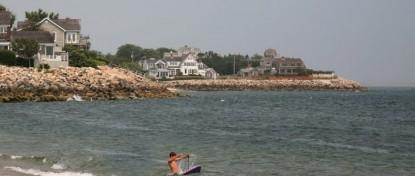 Chatham Gables Inn, harbor view