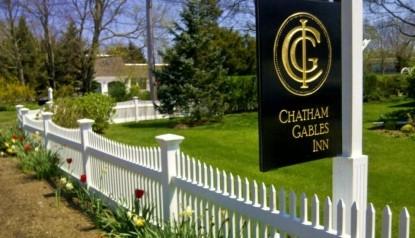 Chatham Gables Inn, marquee