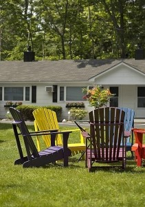 The Maine Stay Inn & Cottages chairs