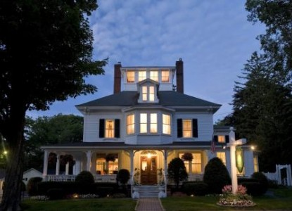 The Maine Stay Inn and Cottages is a luxury bed and breakfast located in the heart of historic Kennebunkport and steps from the Maine Coast.