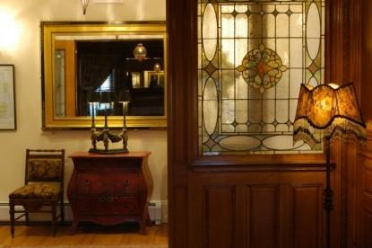 Bass Cottage Inn, Fourier