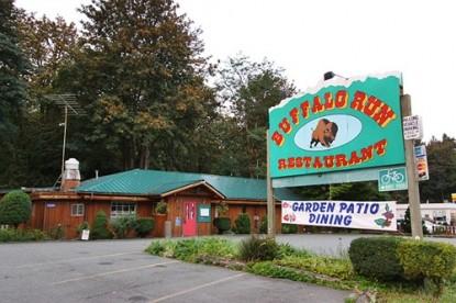Buffalo Run Inn, restaurant