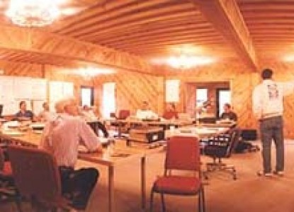 Parish Patch Farm & Inn - Whitney Chapel meeting