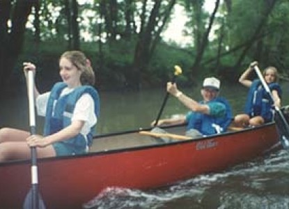 Parish Patch Farm & Inn - Whitney Chapel kayaking
