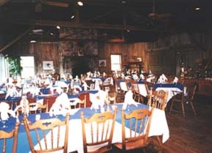 Parish Patch Farm & Inn - Whitney Chapel dining room