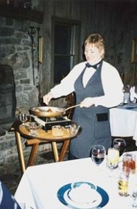 Parish Patch Farm & Inn - Whitney Chapel cooking