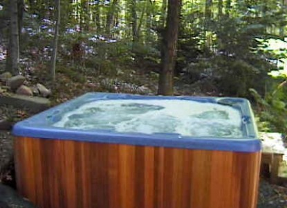 Peppermint Cottage Bed and Breakfast-Hot Tub