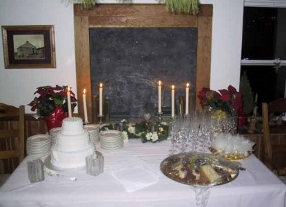 Peppermint Cottage Bed and Breakfast-Candle light Dinner