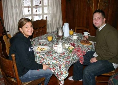 Peppermint Cottage Bed and Breakfast-Guests
