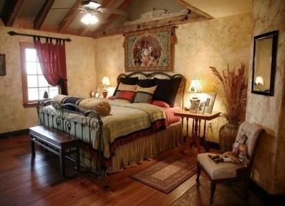 Cat's Meow Bed & Breakfast, bedroom