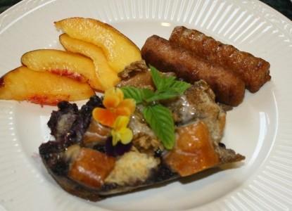 Saltair Inn Waterfront Bed and Breakfast-Breakfast