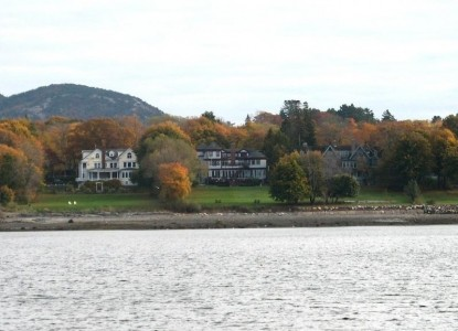 Saltair Inn Waterfront Bed and Breakfast -Frenchman Bay