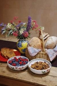 The Madeleine Bed & Breakfast, breakfast