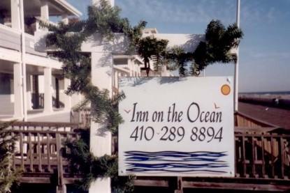 An Inn on the Ocean Bed & Breakfast, marquee