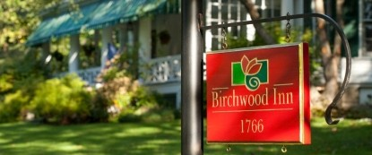 birchwood inn, marquee