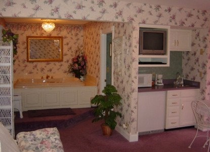 Painted Lady Bed & Breakfast, Little Tara room