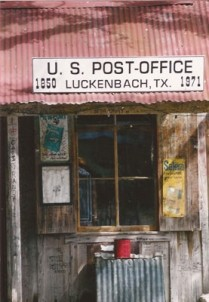 Paniolo Ranch B&B Spa, post office