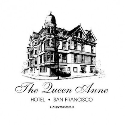 The Queen Anne Hotel, sketch image