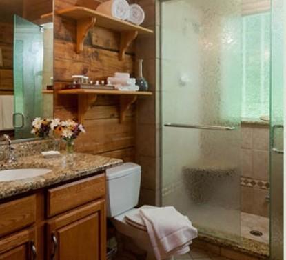 Arrowhead Inn B&B-Bathroom