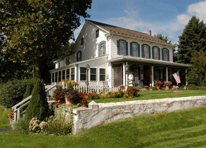 1825 Inn Bed & Breakfast front