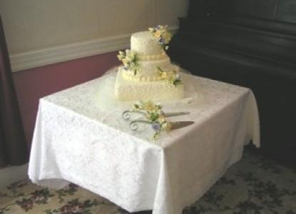 The Buckhorn Inn cake