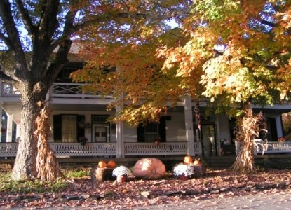 The Buckhorn Inn tree