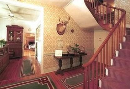 The Buckhorn Inn stairs