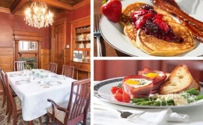 Market Street Inn breakfast