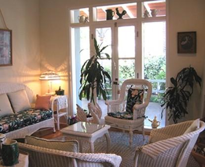 El Presidio Bed & Breakfast Inn, Victorian Suite