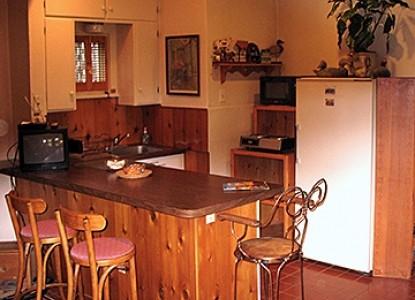 El Presidio Bed & Breakfast Inn, kitchen